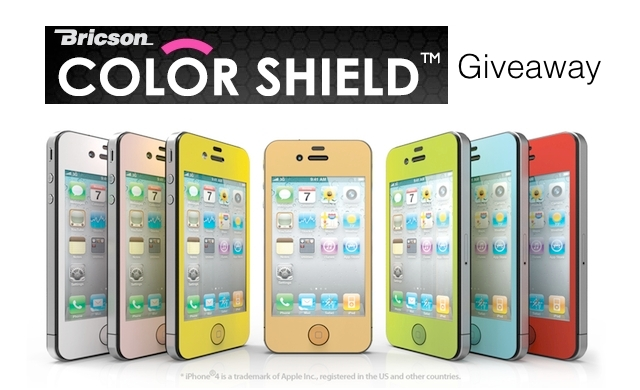Color Shield For iPhone 4 and 4S – Giveaway | Zollotech